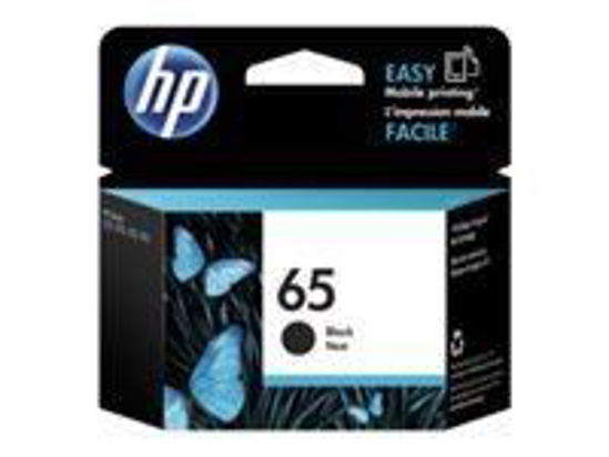 Inovity. HP 65 Black Ink Cartridge